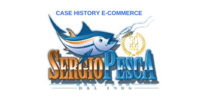 sergiopesca.com case history e-commerce