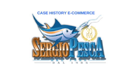 sergiopesca.com case history e-commerce