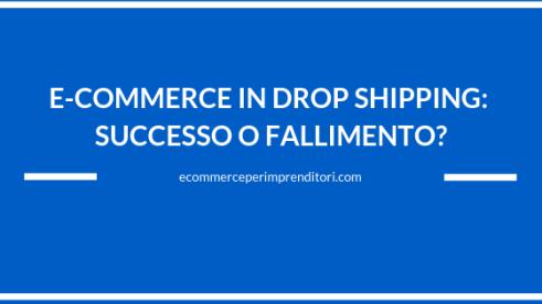 Dropshipping E-commerce: Successo o Fallimento Annunciato?